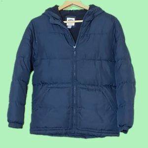 OLD NAVY BOYS HOODED PUFFER JACKET SIZE 10…